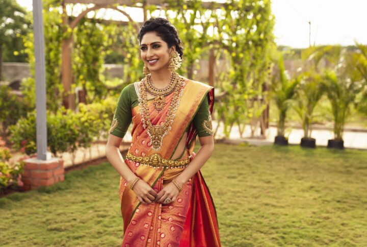 EVERY SAREE HAS IT'S OWN STORY TO TELL