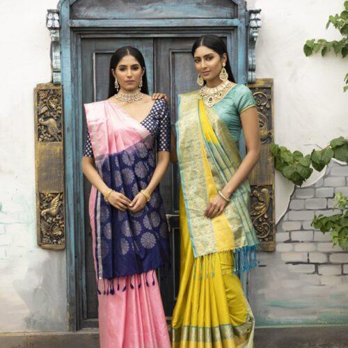 INDIAN SILK SAREES: GLORY AND BEAUTY