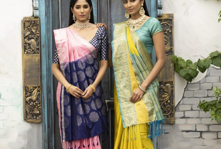 INDIAN SILK SAREES: GLORY AND BEAUTY